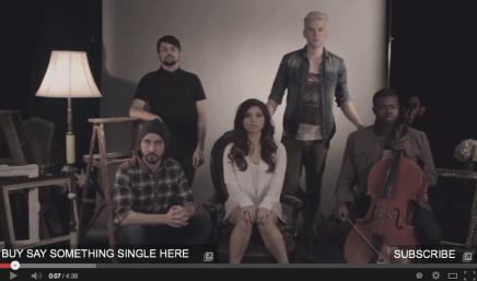 [Official Video] Say Something –Pentatonix